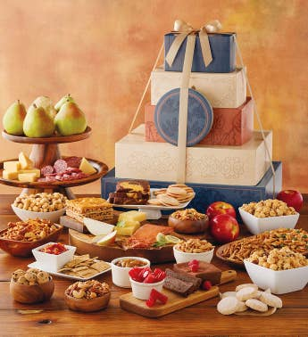 Tower of Treats174 Ultimate Summer Celebration Gift