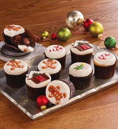 More® Holiday Cupcakes