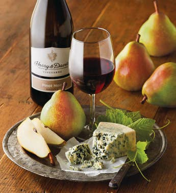 Royal Riviera174 Pears St Pete39s Select Blue Cheese and Harry  Davidtrade Pinot Noir