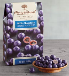 Milk Chocolate Blueberries