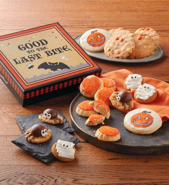 Halloween Cookie Box