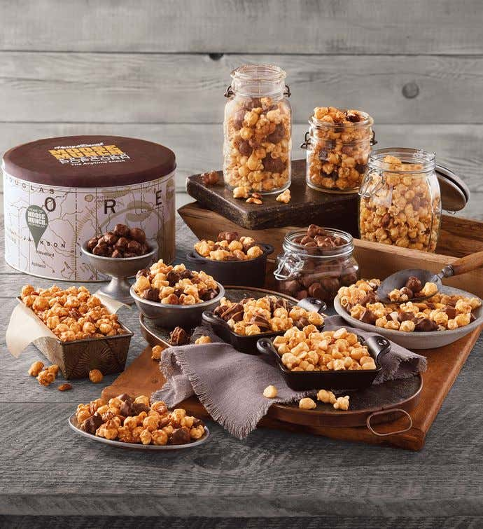 Moose Munch® Premium Popcorn Club