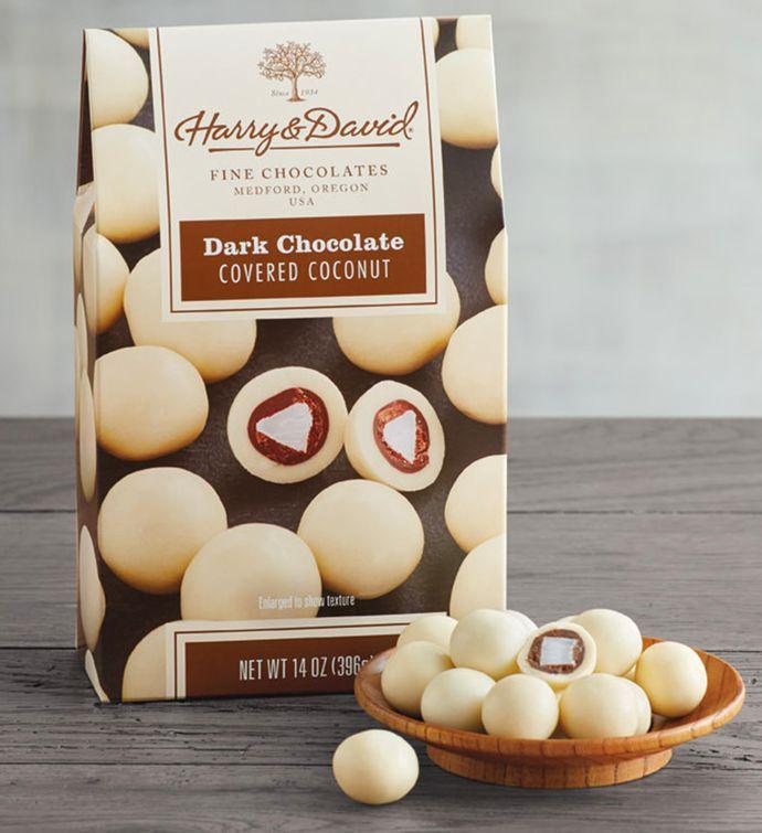 Dark Chocolate-Covered Coconut