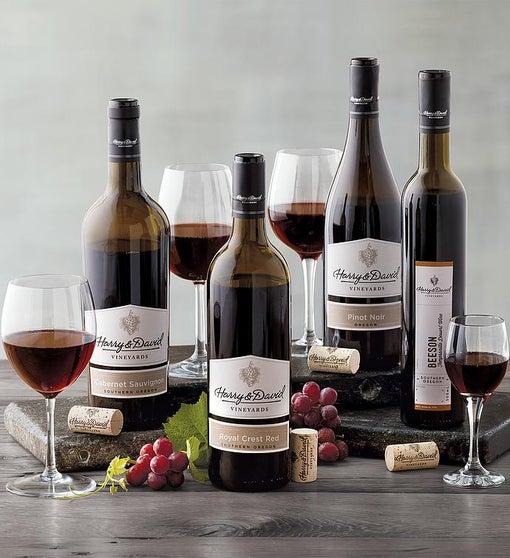 Harry & David™ Red Wine Quartet