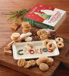 Christmas Cookie Book Gift