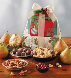 Holiday Cheer Tower of Treats® Gift