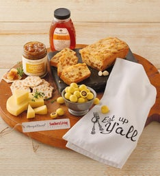 Southern Living Pineapple Gift Box