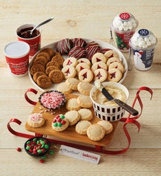 Southern Living Holiday Sweets Sleigh Gift