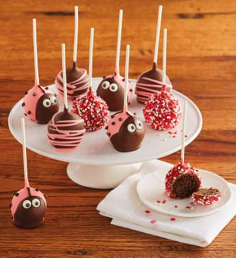 Happy Bug Cake Pops