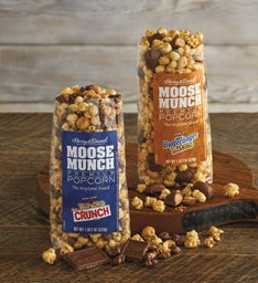 Moose Munch® Premium Popcorn Duo – Nestlé® Butterfinger® and Buncha Crunch®