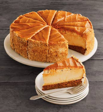 The Cheesecake Factory174 Salted Caramel Cheesecake - 1034
