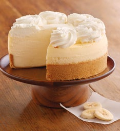 The Cheesecake Factory® Banana Cream Cheesecake