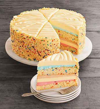 The Cheesecake Factory® Celebration Cheesecake - 10""
