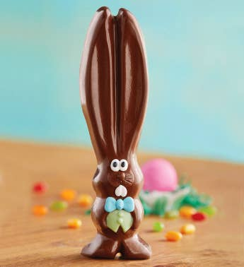 Mr Ears the Milk Chocolate Easter Bunny
