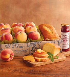 Peaches and Poundcake