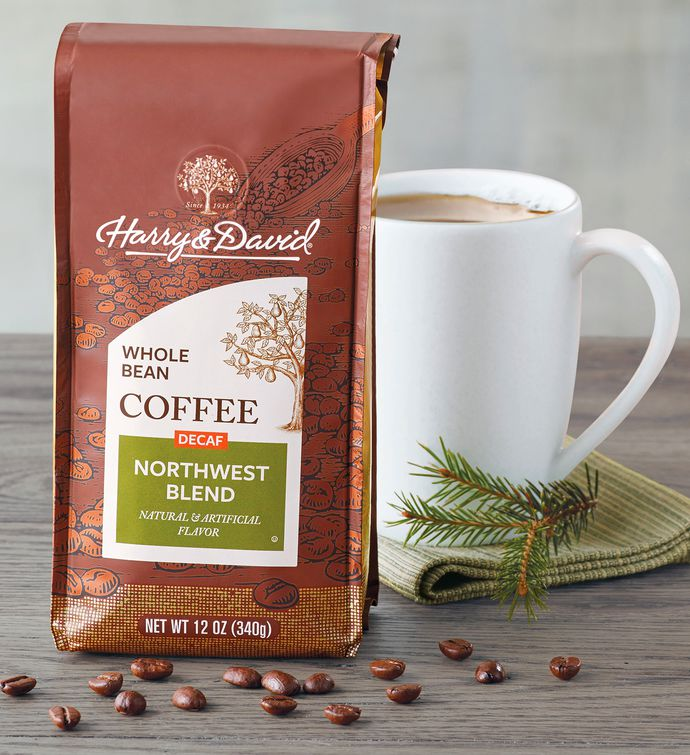 Decaf Northwest Blend Coffee