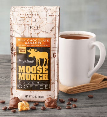 Milk Chocolate Caramel Moose Munch174 Coffee