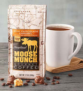 Milk Chocolate Caramel Moose Munch® Coffee