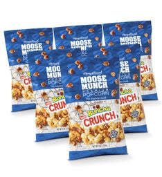 Moose Munch® Premium Popcorn - Nestlé® Buncha Crunch® - 6 Pack