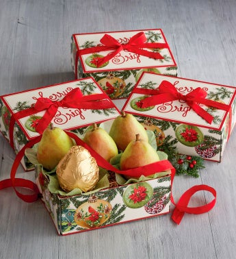 Royal Riviera174 Pear Share-A-Gift 4-Box