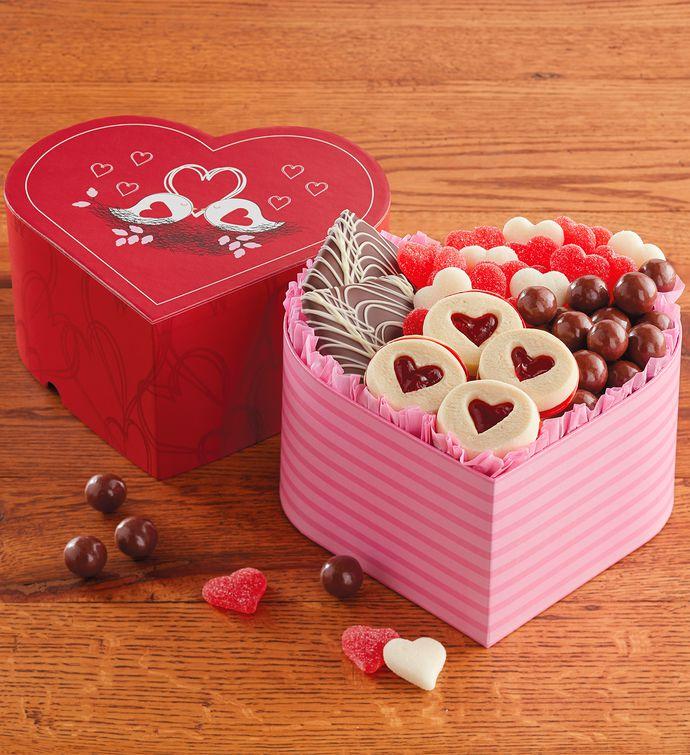 Valentineu0027s Day Sweets Box