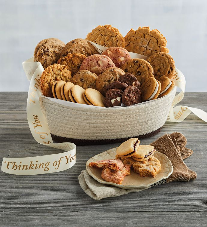 Thinking of You Cookie Gift Basket