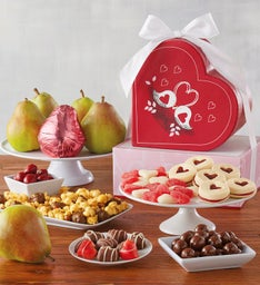 6-Month Valentine's Day Tower Fruit-of-the-Month Club® Collection (Begins in February)