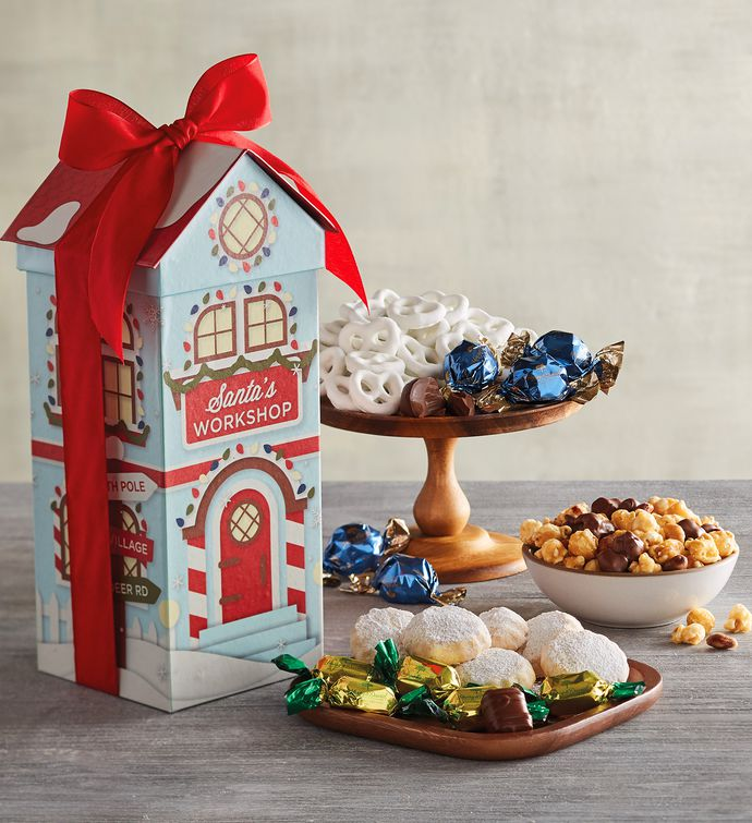 Santa's Workshop of Sweet Treats