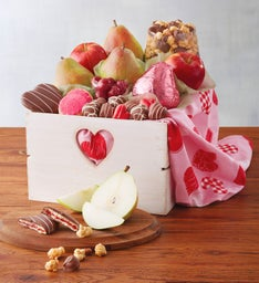 4-Month Valentine's Day Basket Fruit-of-the-Month Club® Collection (Begins in February)