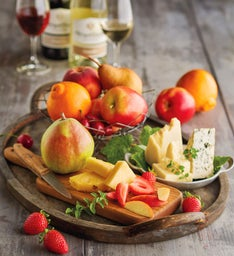 Fruit, Wine, and Cheese Club
