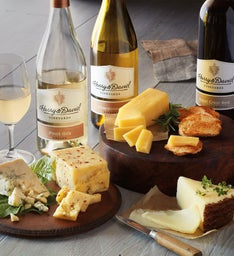 Wine & Cheese Pairing Club