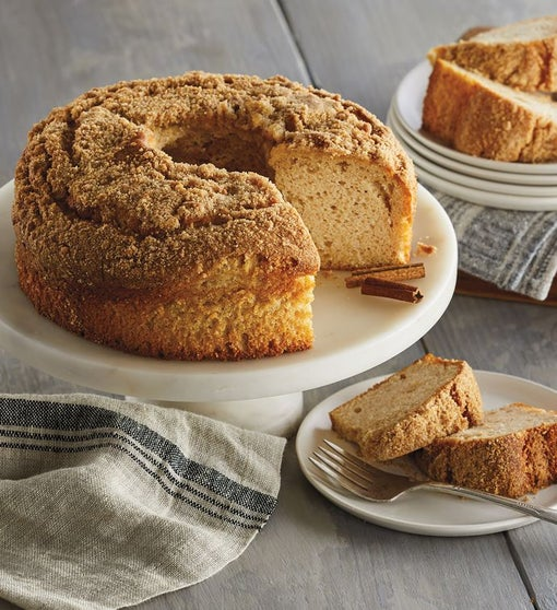 Wolferman's® Cinnamon Sour Cream Coffee Cake