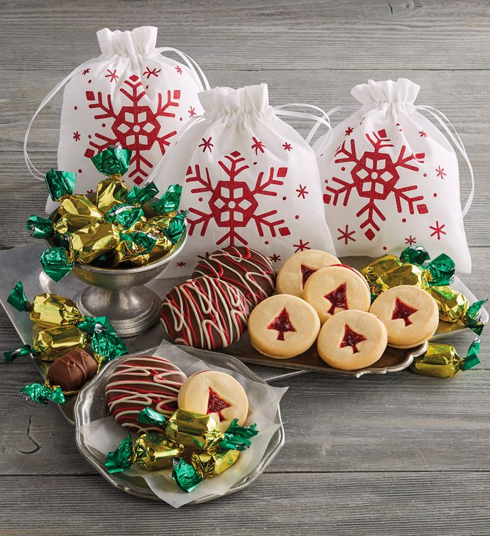 Christmas food ideas for office party gift