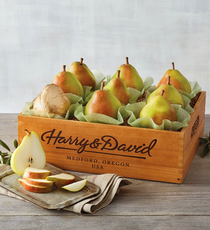 Royal Riviera® Pear Harvest Crate