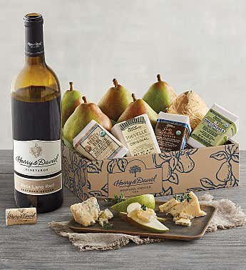 Rogue Valley Gift Box with Wine