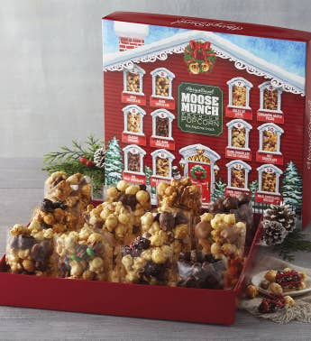 12 Days of Moose Munch174 Premium Popcorn