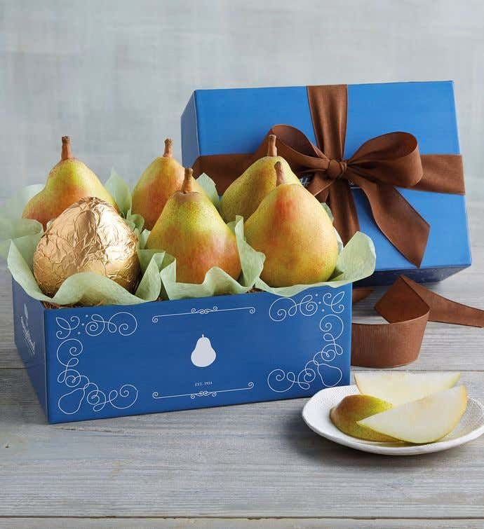 Pears for Him