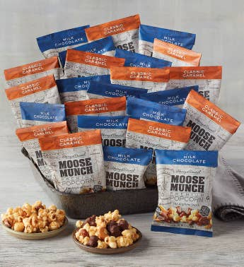 Moose Munch174 Premium Popcorn Treats