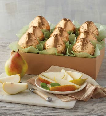 Royal Riviera174 Gold Pear Gift