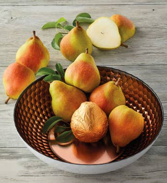 Royal Riviera174 Pears with Fruit Bowl