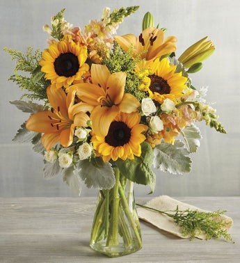 34Hello Sunshine34 Bouquet