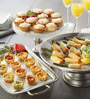 Brunch Bites Appetizer Trio