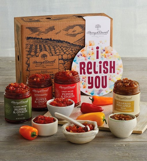 """I Relish You"" Gift Box"