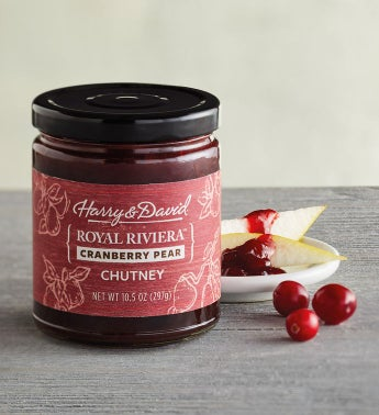 Royal Rivieratrade Pear Cranberry Chutney
