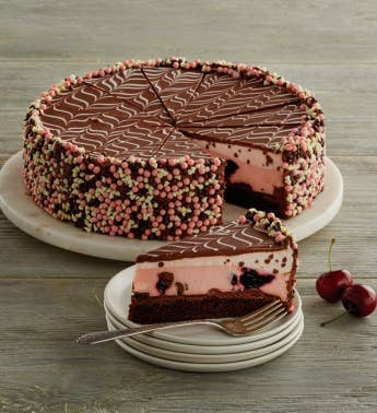 The Cheesecake Factory174 Very Cherry Ghirardelli174 Chocolate Cheesecake