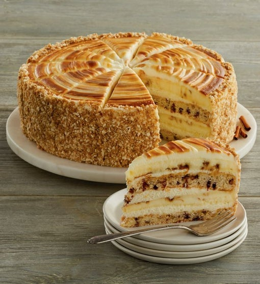 The Cheesecake Factory® Cinnabon® Cinnamon Swirl Cheesecake 10""