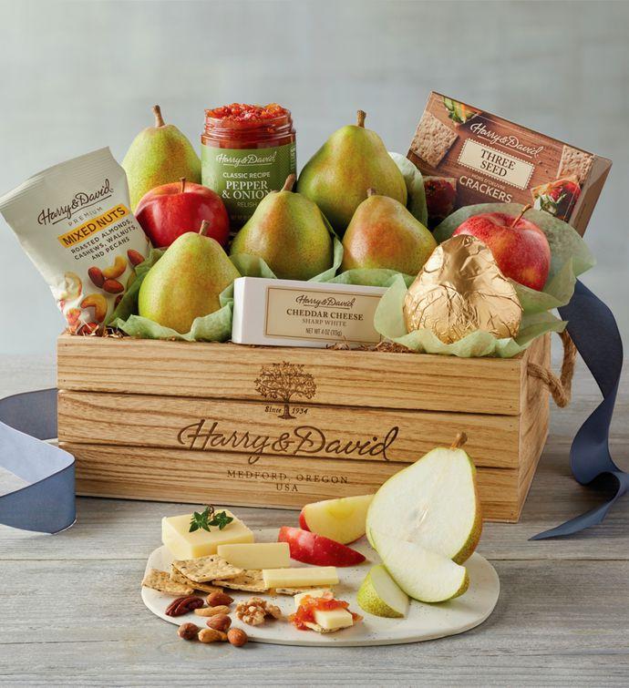 Deluxe Signature Gift Basket snipeImage & Fruit Baskets Delivery | Gourmet Gift Basket Delivery | Harry u0026 David