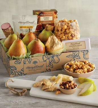 Send Gifts to Canada | Gift Baskets & Gourmet Foods | Harry & David