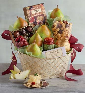 best gift baskets harry david best food gifts