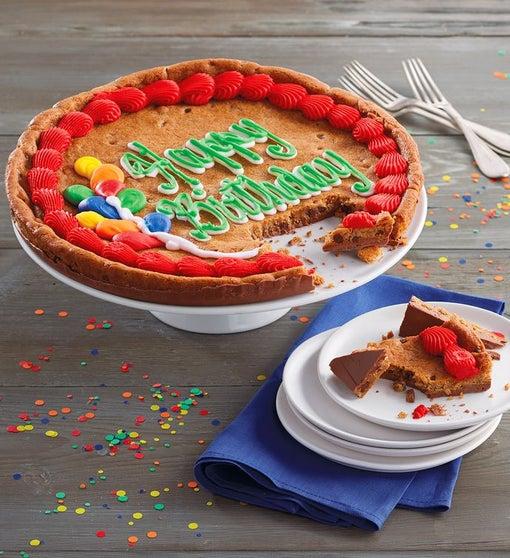 Happy Birthday Cookie Bark